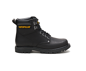 Second Shift Work Boot, Black, dynamic