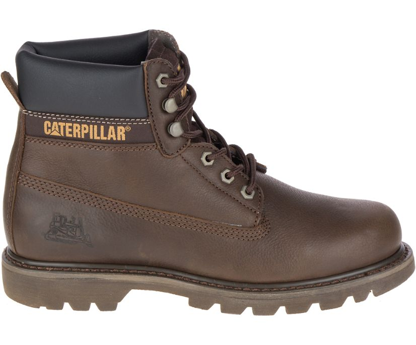 Cat Colorado Boot, Chocolate, dynamic