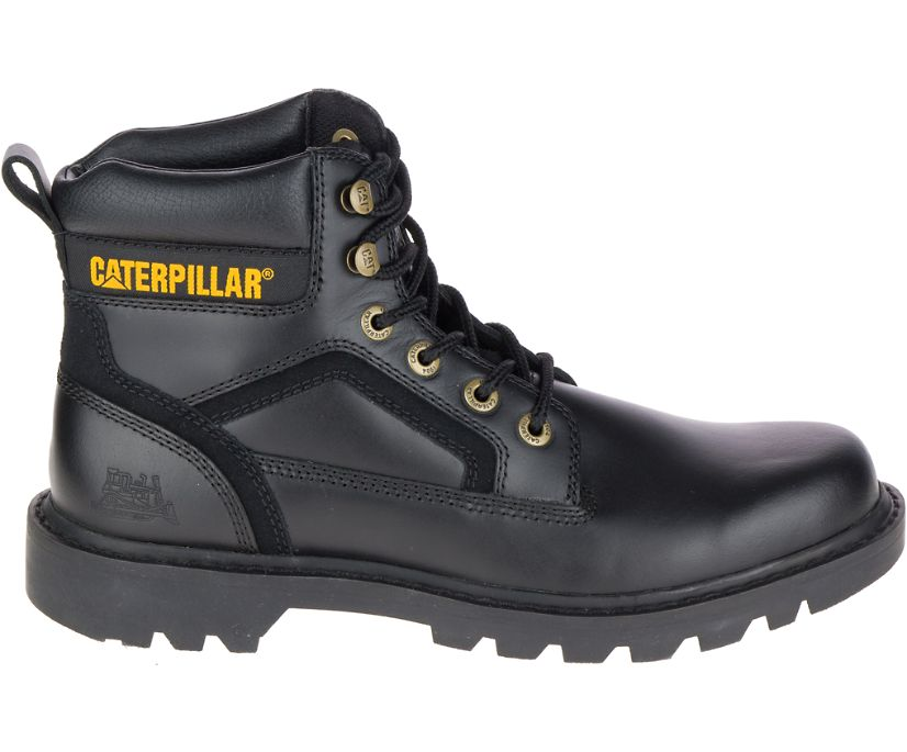 Stickshift Boot, Black, dynamic