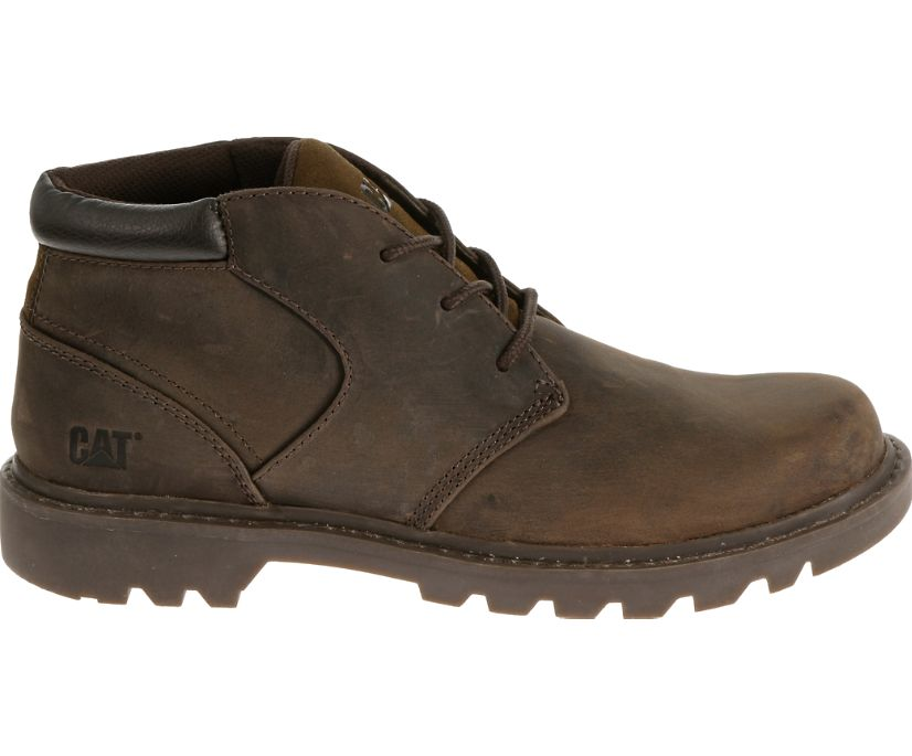 Stout Boot, Brown, dynamic