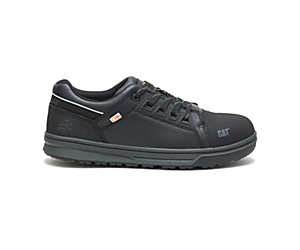Concave Lo Steel Toe CSA Work Shoe, Black, dynamic