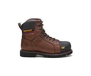 "Control 6"" Waterproof TX Composite Toe CSA Work Boot, Oak, dynamic"