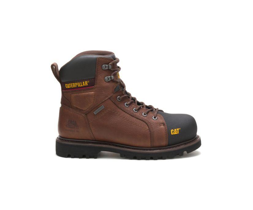 "Control 6"" Waterproof TX Composite Toe CSA Work Boot, Oak, dynamic"