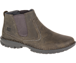 Hoffman Boot, Dark Gull Grey, dynamic