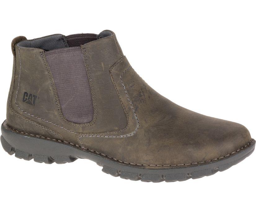 Hoffman Boot, Dark Gull Grey, dynamic