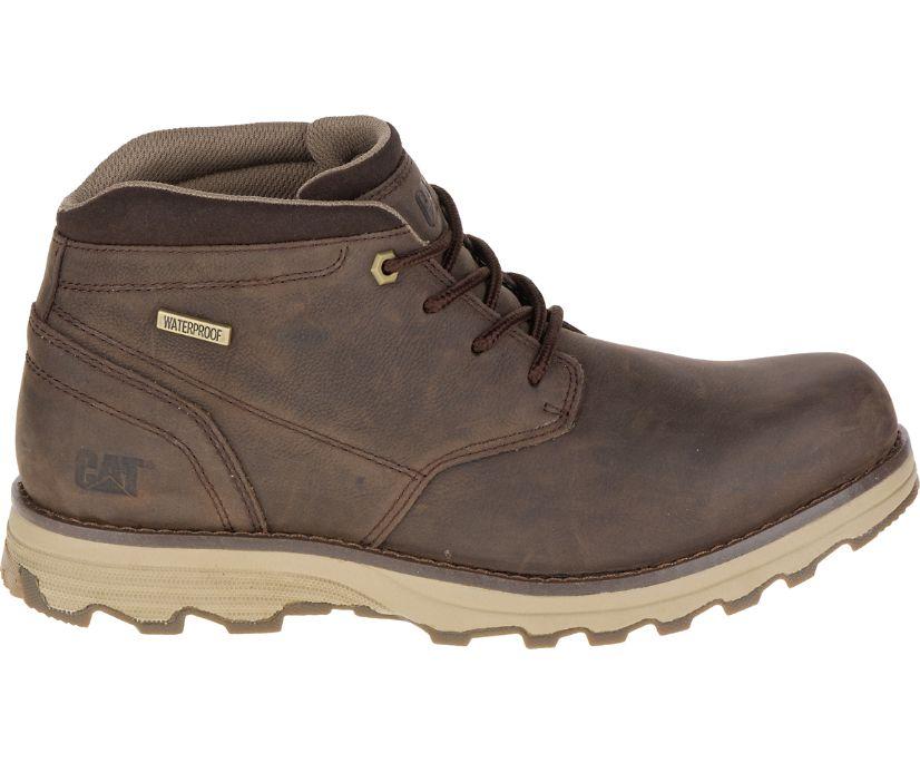 Elude Waterproof Boot, Dark Brown, dynamic