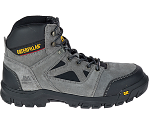 Plan Steel Toe CSA Work Boot, Medium Charcoal, dynamic