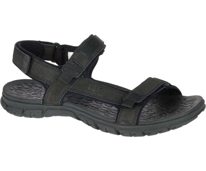 Atchison Sandal, Black, dynamic