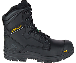 Scaffold Waterproof TX CSA NanoToe Work Boot, Black, dynamic