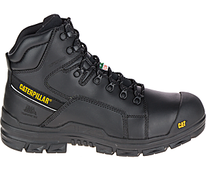 Struts Waterproof TX CSA NT Work Boot, Black, dynamic