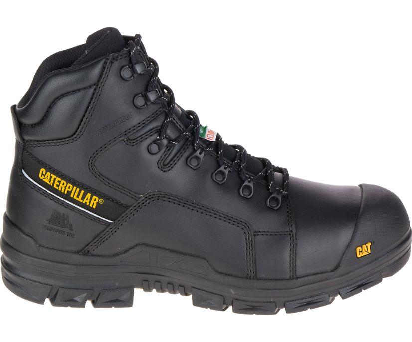 Struts Waterproof TX CSA NT Work Boot, Black, dynamic