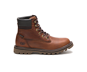 Deplete Waterproof Boot, Brown, dynamic
