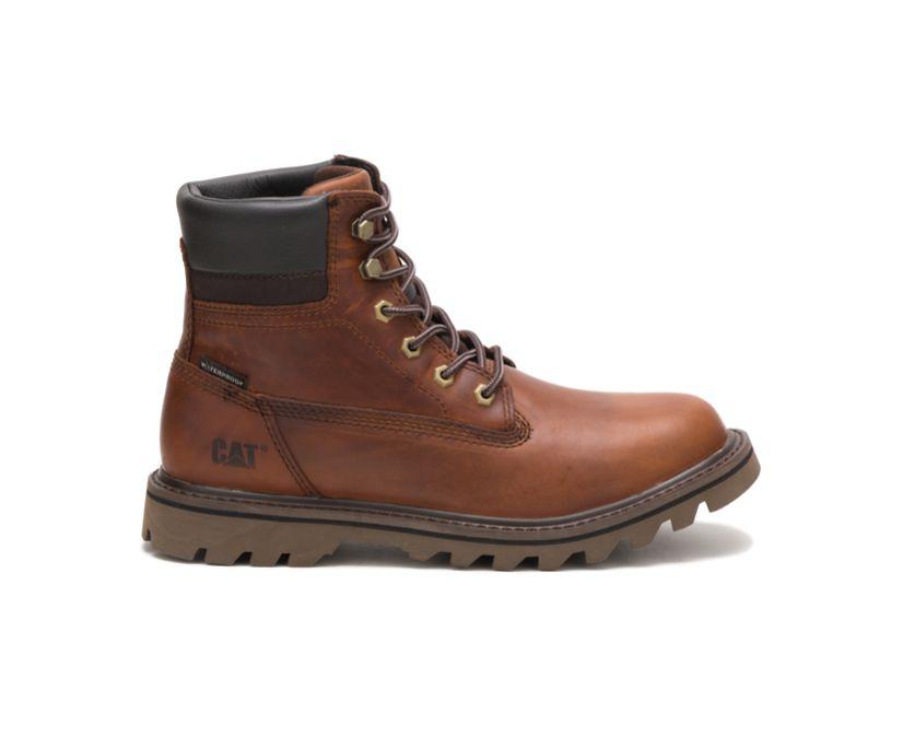 Deplete Waterproof Boot, Brown, dynamic
