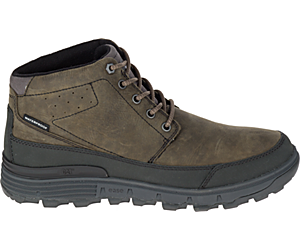 Drover ICE+ Waterproof Thinsulate™ Boot, Dark Gull Grey, dynamic