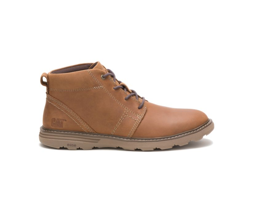 Trey Boot, Dark Beige, dynamic