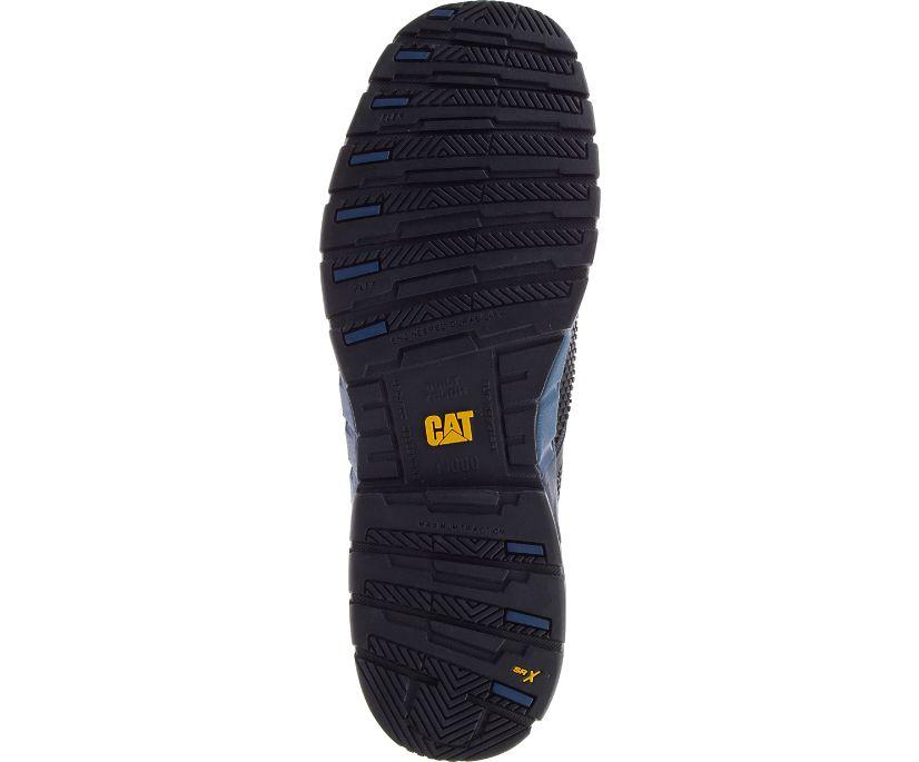 Streamline CT S1P Work Shoe, Black/Blue Nights, dynamic