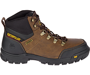 Framework S3 WR HRO SRA Steel Toe Work Boot, Seal Brown, dynamic