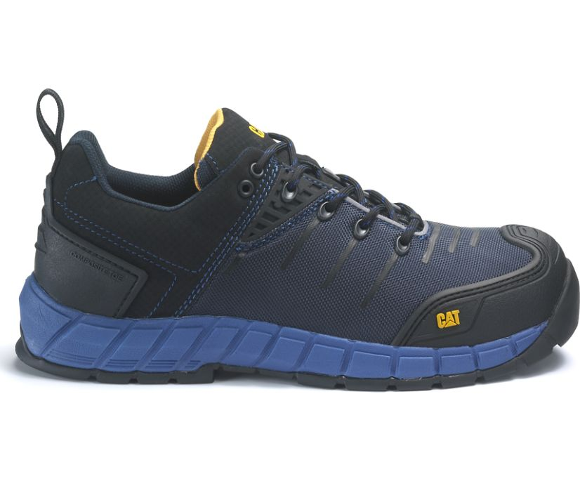 Byway Composite Toe S1P HRO SRC Work Shoe, Blue Nights, dynamic