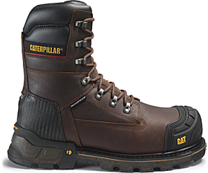 "Excavator XL 8"" WP TX CT CSA Work Boot, Red Brown, dynamic"