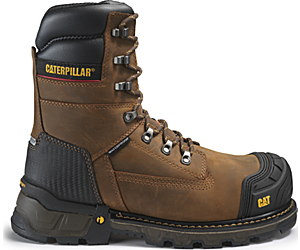 "Excavator XL 8"" WP TX CT CSA Work Boot, Dark Brown, dynamic"