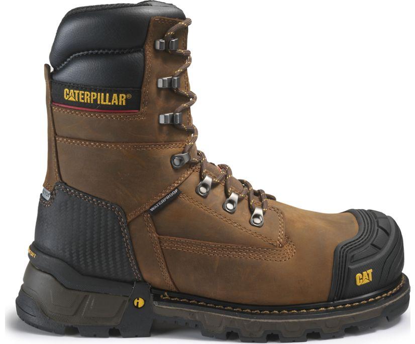 "Excavator XL 8"" WP TX CT CSA Work Boot, Dark Brown, dynamic"