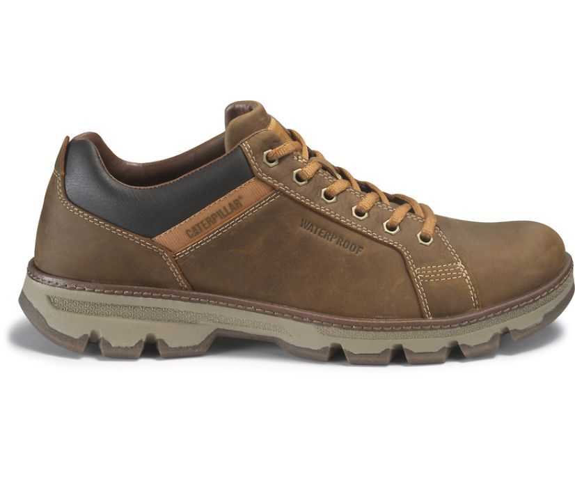 Sterling Waterproof Shoe, Brown Sugar, dynamic