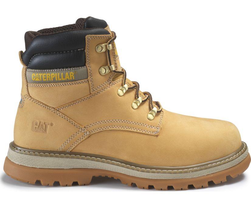 Fairbanks Steel Toe S3 WR HRO Work Boot, Honey Reset, dynamic