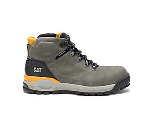 Kinetic Ice+ Waterproof Thinsulate™ Composite Toe CSA Work Boot, Gunmetal, dynamic