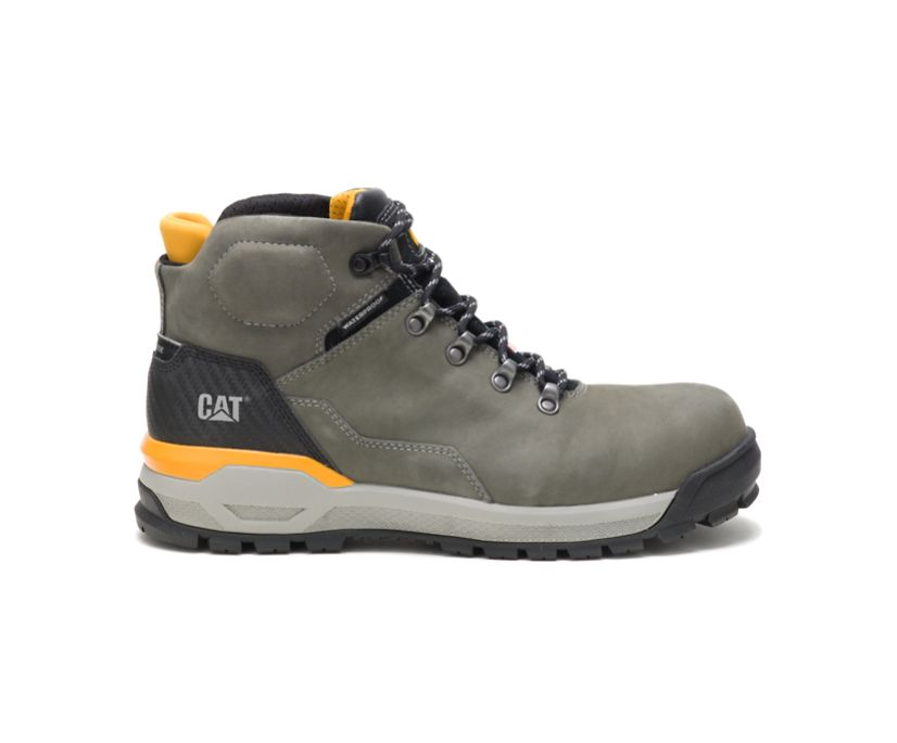 Kinetic Ice+ Waterproof Thinsulate Composite Toe CSA Work Boot, Gunmetal, dynamic