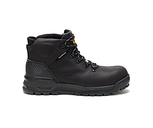 Kinetic Ice+ Waterproof Thinsulate Composite Toe CSA Work Boot, Black/Black, dynamic