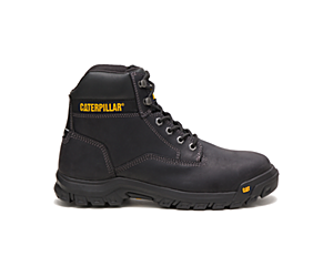 Median Steel Toe S3 Water Resistant HRO SRA Work Boot, Black, dynamic