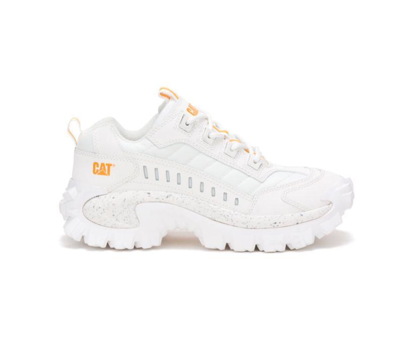 Intruder Shoe, Triple White, dynamic