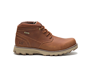 Elude Waterproof Boot, Leather Brown, dynamic
