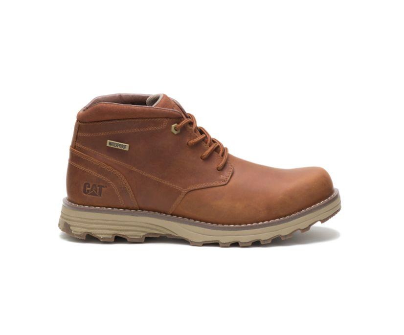 Elude Waterproof Boot, Leather Brown, dynamic