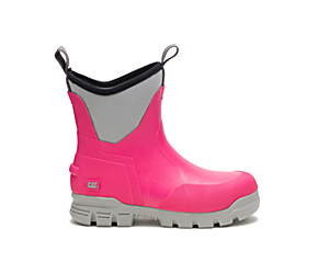 "Stormers 6"" Boot, Dark Pink, dynamic"