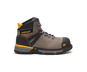 Excavator Superlite Waterproof Nano Toe CSA Work Boot, Pewter, dynamic