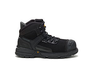 Excavator Superlite Nano Toe CSA, Black, dynamic