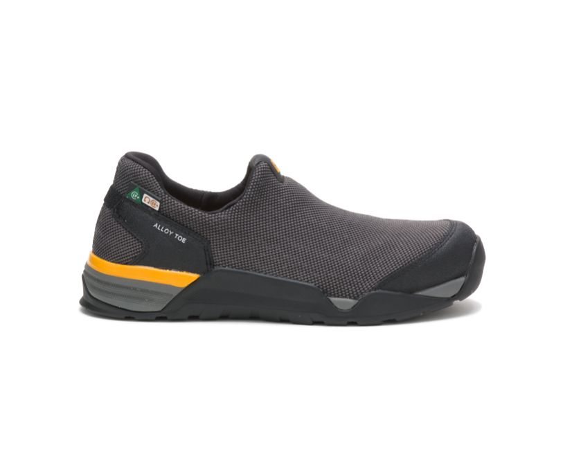Sprint Mesh Moc Alloy Toe CSA Work Shoe, Black, dynamic