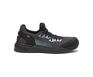 Sprint Textile Alloy Toe CSA Work Shoe, Black, dynamic