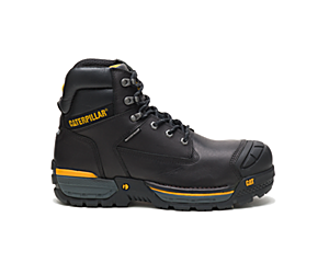 "Excavator LT 6"" S3 WR HRO SRA Work Boot, Black, dynamic"