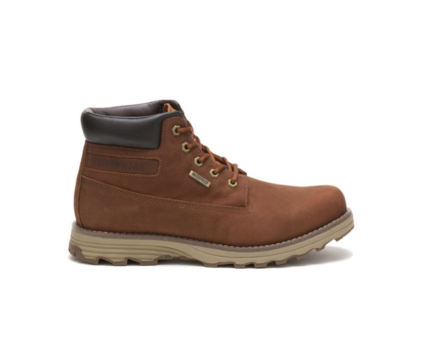 Founder Waterproof Thinsulate™ Boot, Danish Brown, dynamic