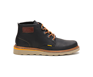 Jackson Mid Boot, Black, dynamic