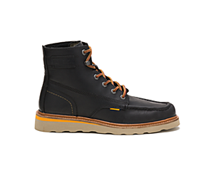 Jackson Moc Boot, Black, dynamic