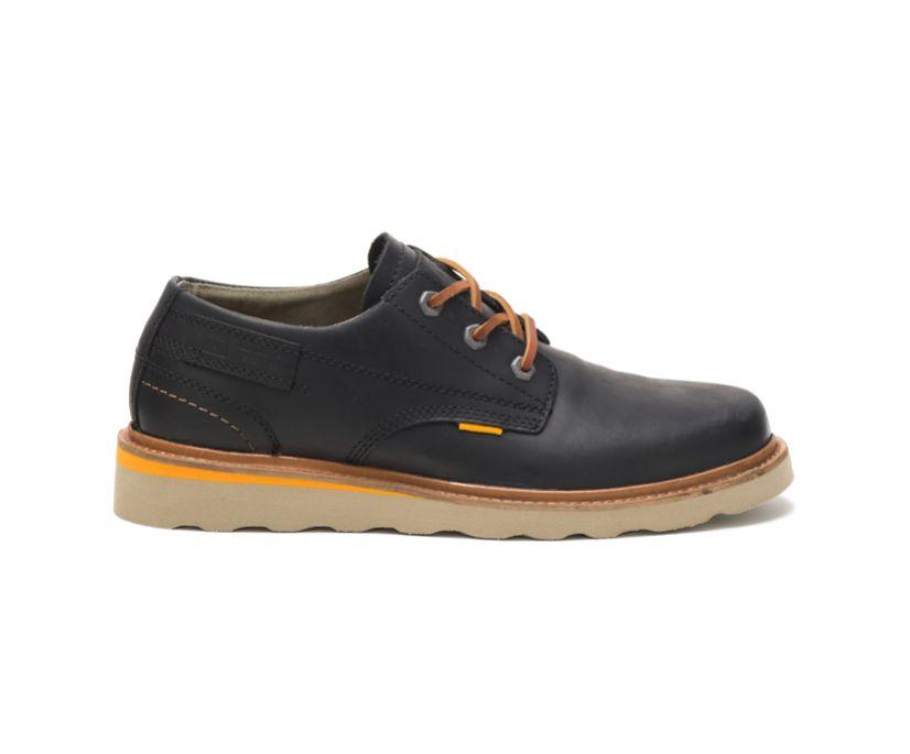 Jackson Low Shoe, Black, dynamic
