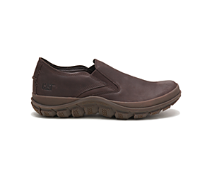 Fused Slip On Shoe, Coffee Bean, dynamic