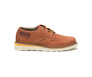 Jackson Low Shoe, Leather Brown, dynamic