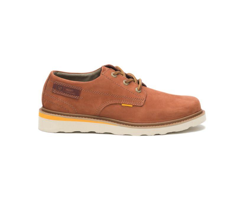 Jackson Low Shoe, Leather Brown, dynamic