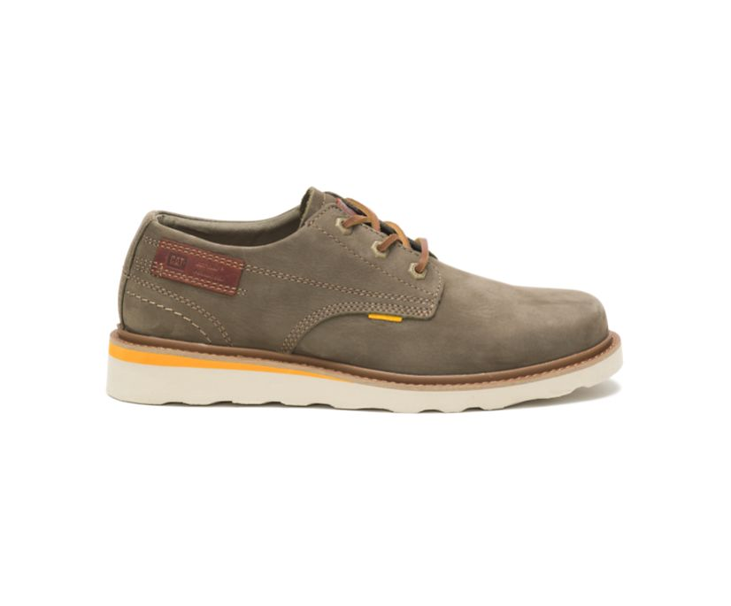 Jackson Low Shoe, Dark Olive, dynamic