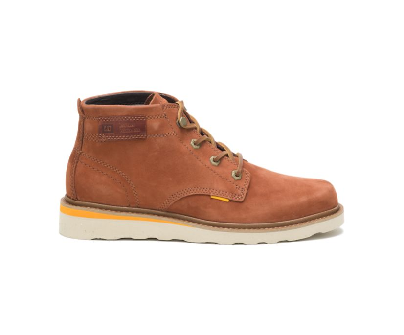 Jackson Mid Boot, Leather Brown, dynamic