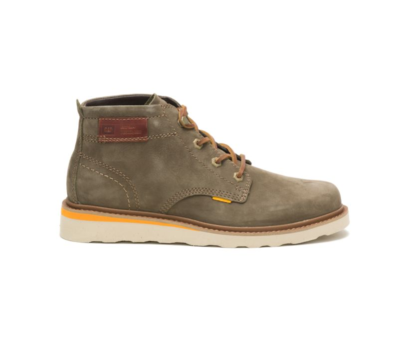 Jackson Mid Boot, Dark Olive, dynamic